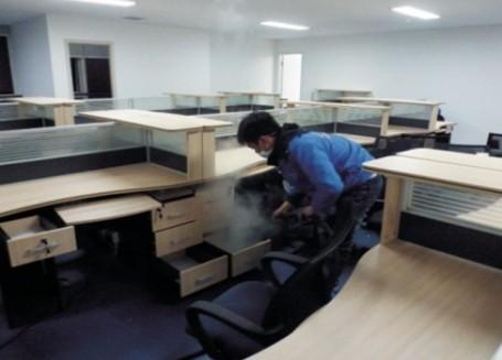 室内办公区空气治理